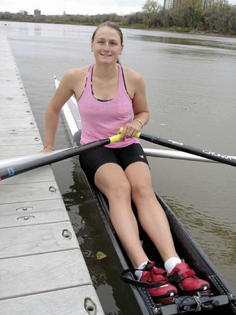 rising rowing star